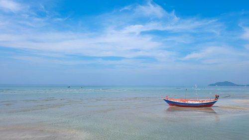 visa thailande ile bateau